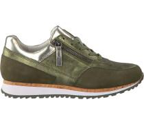 Grüne Gabor Sneaker 318