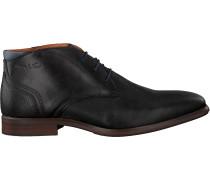 Schwarze Van Lier Business Schuhe 1951701