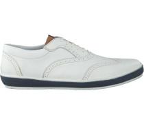 Weiße Floris Van Bommel Sneaker 19036