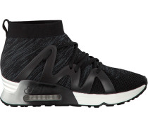 Schwarze Ash Sneaker Lianna