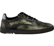 Grüne Floris Van Bommel Sneaker 16242