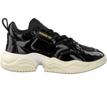 Schwarze Adidas Sneaker Low Supercourt Rx W