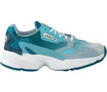 Blaue Adidas Sneaker Falcon W