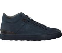 Blaue Blackstone Sneaker Qm87