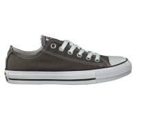 Graue Converse Sneaker Chuck Taylor OX