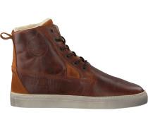 Cognacfarbene PME Sneaker Palmer