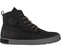 Graue Blackstone Sneaker Gm06