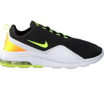 Schwarze Nike Sneaker Air Max Motion 2 Men