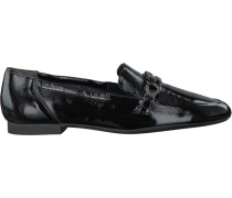 Schwarze Paul Green Loafer 1072