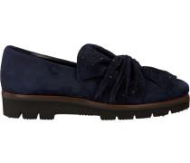 Blaue Maripe Slipper 25052