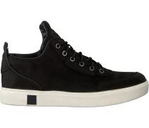 Schwarze Sneaker Amherst High TOP Chukka
