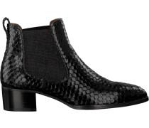 Schwarze Pertini Chelsea Boots 182W12032C6
