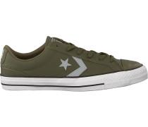 Grüne Converse Sneaker Star Player Ox