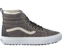 Graue Vans Sneaker SK8 HI MTE