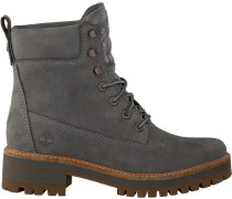Graue Timberland Ankle Boots Courmayeur Valley YB