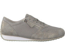 Taupe Gabor Sneaker 355