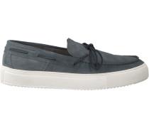 Graue Goosecraft Sneaker Simpson Cupsole