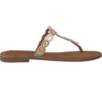 white Lazamani shoe 75.554