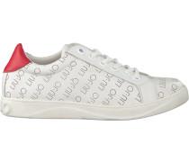 Weiße Liu Jo Sneaker Tyra 04