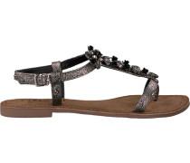 Lazamani Chaussure 75.542 en argent