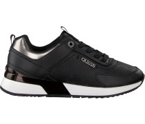 Schwarze Guess Sneaker Marlyn