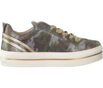 Grüne Mjus Sneaker 923106