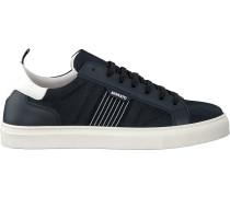 Blaue Antony Morato Sneaker Low Mmfw01253