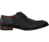 Schwarze Van Lier Business Schuhe 1859101
