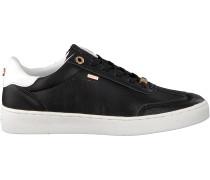 Schwarze Mexx Sneaker Caitlin