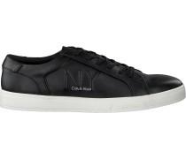 Schwarze Calvin Klein Sneaker Low Boone
