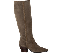 Taupe Pedro Miralles Hohe Stiefel 25314