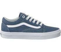 Blaue Vans Sneaker OLD Skool WMN