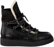 Schwarze Via Vai Ankle Boots 5102046