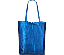 Blaue Tosca Blu Shoes Shopper Ss1811S301
