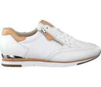 Weiße Gabor Sneaker 323