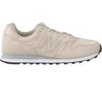 Weiße New Balance Sneaker Wl373 Dames