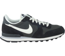 Schwarze Nike Sneaker Internationalist Men