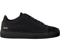 Schwarze Nubikk Sneaker Jagger JOE