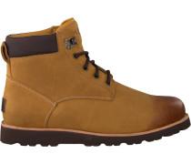 Camelfarbene UGG Ankle Boots Seton