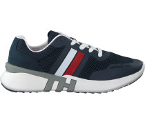 Tommy Hilfiger Sneaker Low Lightweight Corporate Th Runne Blau Herren