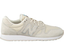 Weiße New Balance Sneaker Wl520 WMN
