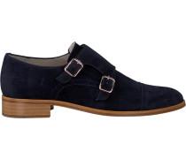 Blaue Pertini Slipper 191W15216C