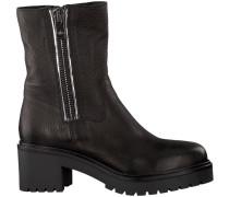 Schwarze Via Vai Biker Boots 5116059