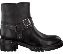 Schwarze Bronx Biker Boots 47044