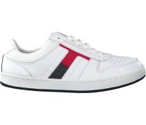 Weiße Sneaker Core Material MIX Sneaker