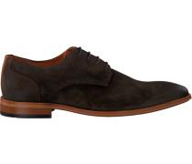 Braune Van Lier Business Schuhe 1913702