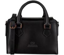 Schwarze Handtasche 211010009