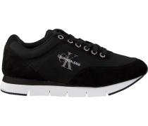 Schwarze Calvin Klein Sneaker Tabata Tabata