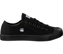 Black G-Star Raw shoe Rovulc HB LOW