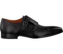 Schwarze Van Lier Business Schuhe 1856008
